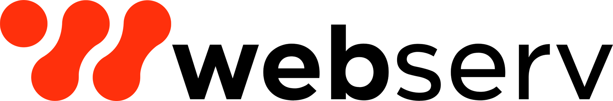 | webserv Logo High Resblk