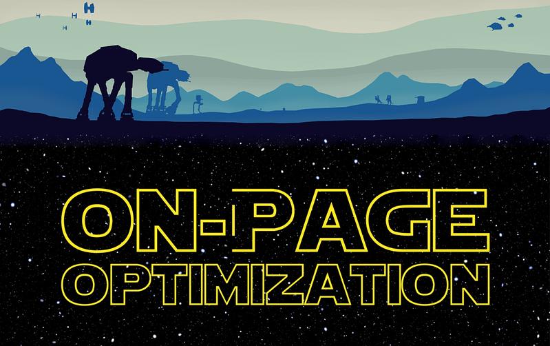   onpage optimization 1