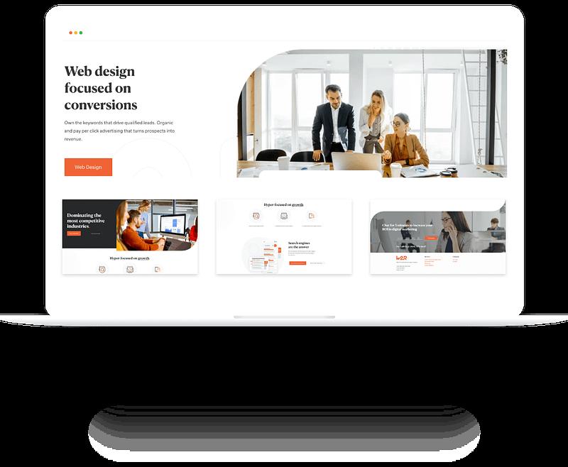 Services | web design 1