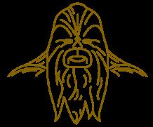 | noun Chewbacca 203522 1 2 1 1